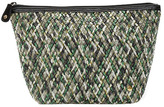 Large Glassgow Trapezoid Pouch, Green