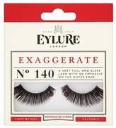 Eylure Exaggerate Lash 140 (Pack of 4)