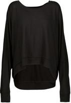 Alexander Wang Jersey sweatshirt