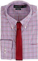Lauren Ralph Lauren Check Classic Button Down Shirt