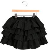 Lanvin Girls' Tiered A-Line Skirt