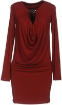 Plein Sud Jeanius Short dresses - Item 34755821
