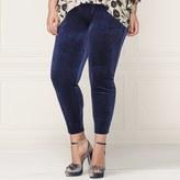 Lauren Conrad Runway Collection Velvet Leggings - Plus Size