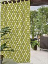 JCPenney Josie Accessories Corado Ogee Tab-Top Indoor/Outdoor Curtain Panel