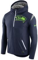 Nike Men's Seattle Seahawks Lightweight Fly Rush Jacket