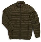 Hawke & Co Big & Tall Solid Packable Puffer Jacket