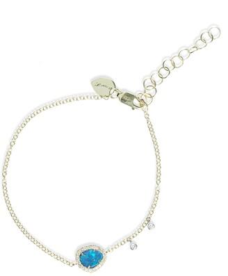 Meira T Opal & Diamond Bracelet