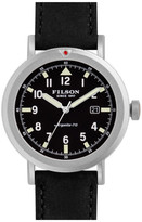 Filson Men&s Scout Argonite Quartz Watch