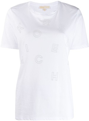MICHAEL Michael Kors short sleeved T-shirt