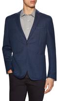 Vince Camuto Air Patch Pocket Blazer