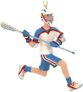 Kurt Adler Boy Lacrosse Player Athlete Sports Christmas Ornament Decoration Adler C8593B