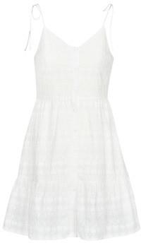 Betty London MINDIE women's Dress in White