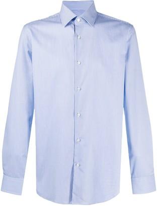 HUGO BOSS Long-Sleeved Button Up Shirt