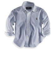 Ralph Lauren Boys' Oxford Shirt - Baby