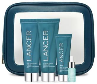 Lancer Sensitive-Dehydrated Skin 4-Piece Set