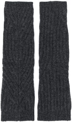 Pringle Ribbed Travelling Gloves