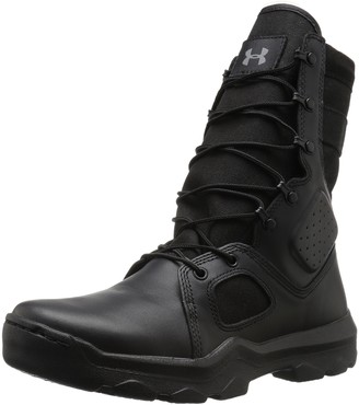 Under Armour Men's FNP Military and Tactical Boot 001/Black 9