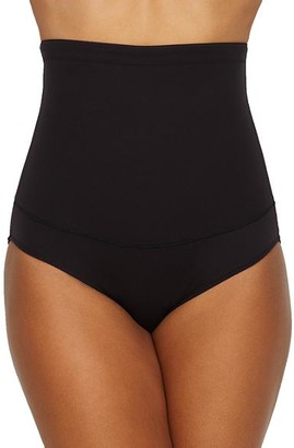 Maidenform Flexees Fat Free Dressing Firm Control High-Waist Brief