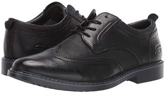 Skechers Bregman - Modeso (Black) Men's Shoes