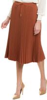 Lafayette 148 New York Gwenda A-Line Skirt