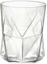 Bormioli Cassiopea 4-Pc. Rocks Glass Set