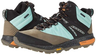 Merrell Zion Mid Waterproof X Unlikely Hikers (Wave) Men's Shoes