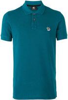 Paul Smith logo polo shirt - men - Cotton - M