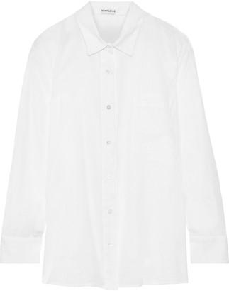 Stateside Cotton-gauze Shirt