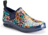 Western Chief Bloom Pop Women's Floral Ankle Rain Boots