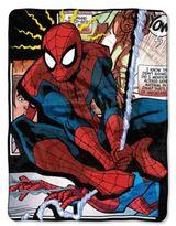 Marvel Spider-Man Origins Micro-Raschel Throw