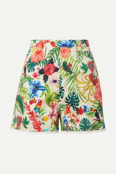 bd43f6663c Bird Print Swimsuit - ShopStyle Australia