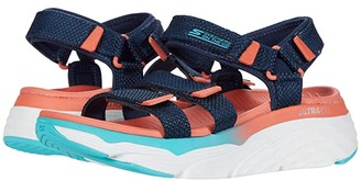 Skechers Performance Max Cushioning - Slay (Navy/Multi) Women's Sandals