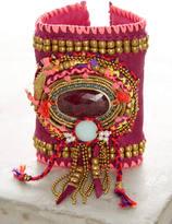 De Petra Yantra Wrap Bracelet