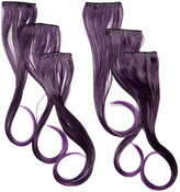 Hairdo. by Jessica Simpson & Ken Paves Berry Sorbet Straight Hair Extension Set