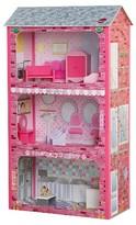 Plum Plaza Wooden Dolls House