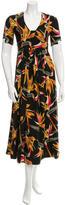 Fendi Resort 2016 Silk Dress w/ Tags