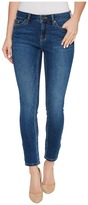 Calvin Klein Jeans Ankle Skinny Jeans in Flexible Blue Wash Women's Jeans