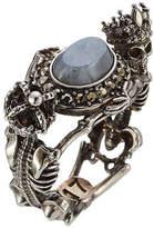 Alexander McQueen Skeleton Jewel Ring