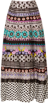 Temperley London Marley Print Skirt