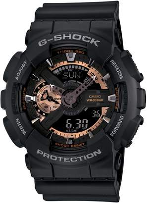 Casio G-Shock Rose Gold Watch