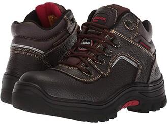Skechers Burgin - Sosder (Brown) Men's Industrial Shoes