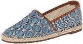Sebago Women's Darien Slip-On Espadrille Flat