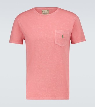 Polo Ralph Lauren Short-sleeved cotton T-shirt