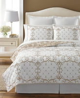 Martha Stewart Collection Collection Paris Fleur Full/Queen Quilt