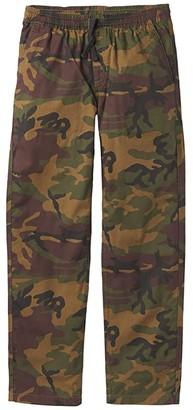 Vans Kids Range Pants (Big Kids) (Camo) Boy's Clothing