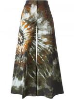 Valentino abstract print palazzo pants