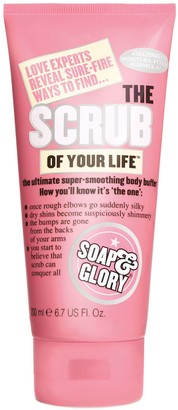 Soap & Glory Original Pink Scrub Of Your Life Body Exfoliator