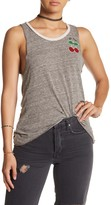 Sugar Hi-Lo Knit Tank