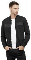 Kenneth Cole Long-Sleeve Bomber Zip Up
