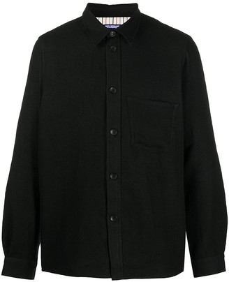 Junya Watanabe Longsleeved Wool Shirt